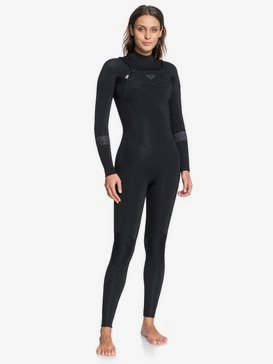 4/3mm Syncro GBS - Chest Zip Wetsuit for Women  ERJW103055