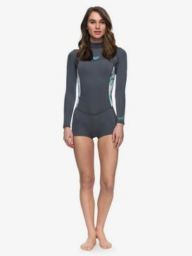 2/2mm Syncro - Long Sleeve Back Zip FLT Springsuit for Women  ERJW403014