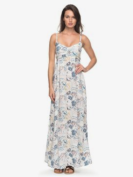 Brilliant Stars - Strappy Maxi Dress for Women  ERJWD03214