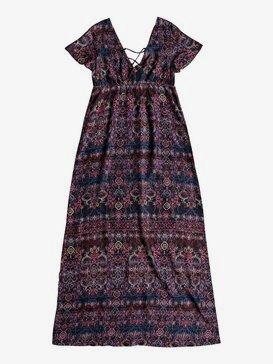 Lotus Heart - Short Sleeve Maxi Dress for Women  ERJWD03287