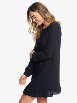 Terranova Shades - Long Sleeve Dress for Women  ERJWD03348