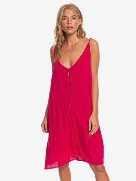 Siren Treasure - Strappy Buttoned Dress  ERJWD03409