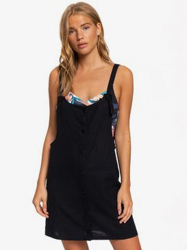 Swing Low - Dungaree Dress for Women  ERJWD03420