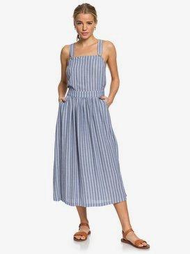 Summer Transparency - Strappy Midi Dress  ERJWD03423