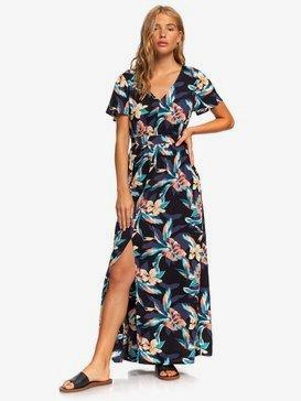 A Night To Remember - Short Sleeve Maxi Dress for Women  ERJWD03424