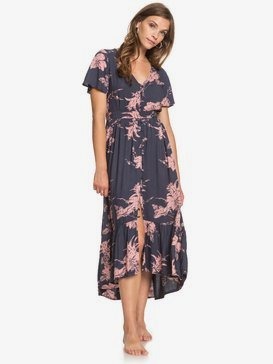 Bright Daylight - Short Sleeve Maxi Dress for Women  ERJWD03495
