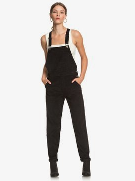 Anywhere Else - Corduroy Dungarees for Women  ERJWD03497