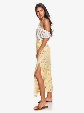Tropical Chancer - Maxi Skirt  ERJWK03078