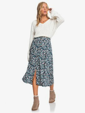 Never Been Better - Midi Skirt for Women  ERJWK03093