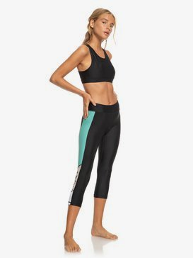 Another Clock - Capri Sports Leggings  ERJWP03030