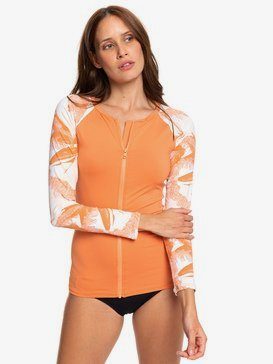 LS ZIPPED FASHION LYCRA  ERJWR03310