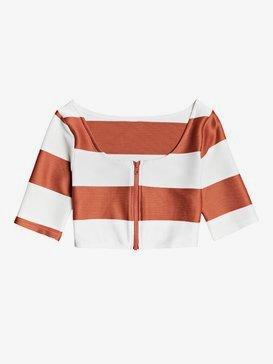 Sisters - Short Sleeve UPF 50 Cropped Rash Vest for Women  ERJWR03388