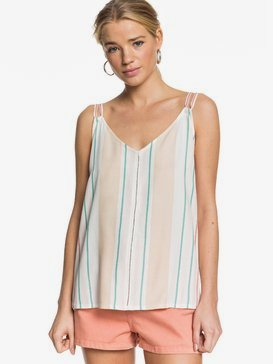 Got To Be Real - Strappy Top for Women  ERJWT03402