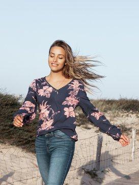 Saltwater Sound - Long Sleeve Top for Women  ERJWT03455