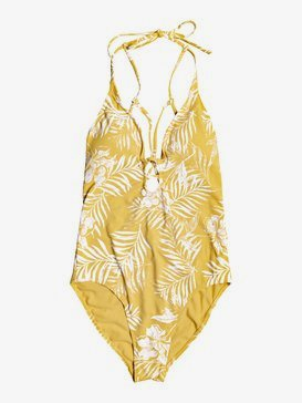 Printed Beach Classics - One-Piece Swimsuit for Women  ERJX103267