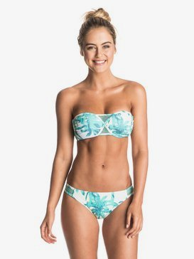Ready Made - Bandeau Pant Bikini Set  ERJX203173