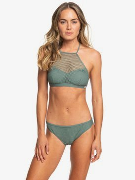 Garden Summers - Crop Top Bikini Set for Women  ERJX203339