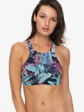 ROXY Essentials - Crop Bikini Top for Women  ERJX303656
