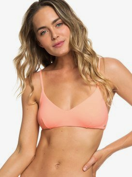 Beach Classics - Athletic Triangle Bikini Top for Women  ERJX303834