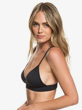 Beach Classics - Fixed Triangle Bikini Top for Women  ERJX303957