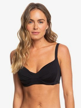 Beach Classics - D-Cup Underwired Bikini Top for Women  ERJX303961