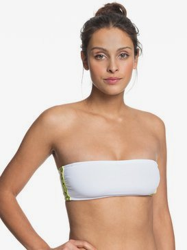 H and K Sister - Bandeau Bikini Top for Women  ERJX304132