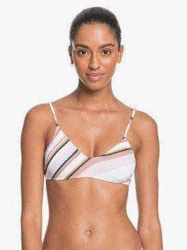 Printed Beach Classics - Bralette Bikini Top for Women  ERJX304214