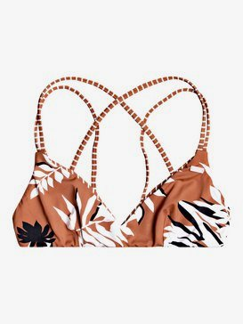 ROXY Honey - Athletic Bikini Top for Women  ERJX304227