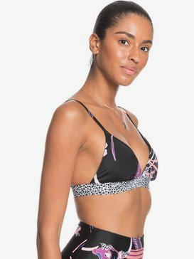 POP Surf - Fixed Tri Bikini Top for Women  ERJX304246