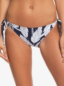 Printed Beach Classics - Tie-Side Bikini Bottoms  ERJX403875