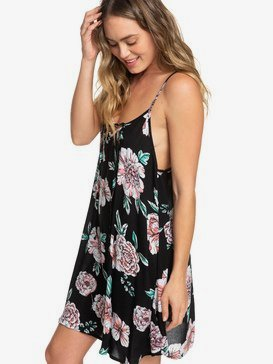 Printed Beach Classics - Strappy Dress for Women  ERJX603155