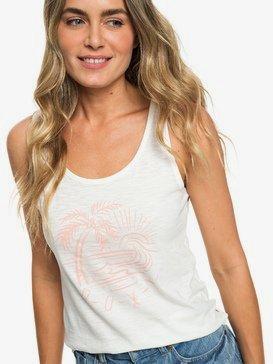 Red Lines - Vest Top for Women  ERJZT04473