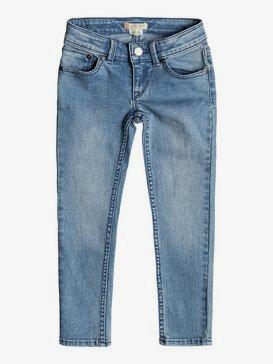 Always Look Lovely - Slim Fit Jeans for Girls 2-7  ERLDP03019