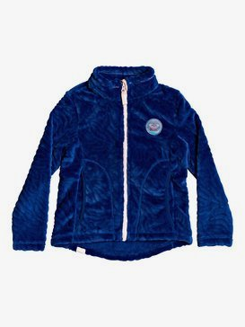 Igloo - Technical Zip-Up Hooded Fleece for Girls 2-7  ERLFT03191