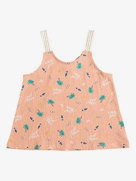 Paper Stars - Vest Top for Girls 2-7  ERLKT03065