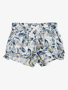 West South - Viscose Shorts for Girls 2-7  ERLNS03025