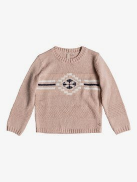 Across The Sky - Jumper for Girls 2-7  ERLSW03021