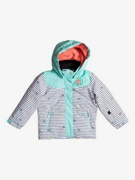 Anna Little Miss - Snow Jacket for Girls 2-7  ERLTJ03006