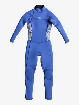 3/2mm Syncro Series - Back Zip FLT Wetsuit for Girls 2-7  ERLW103000