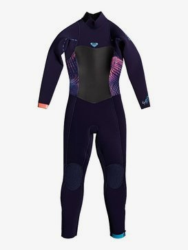 4/3mm Syncro Series - Back Zip GBS Wetsuit  ERLW103002