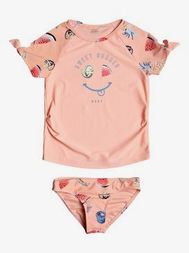 SPLASHING YOU SS LYCRA SET  ERLWR03115