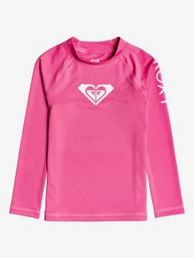 Whole Hearted - Long Sleeve UPF 50 Rash Vest  ERLWR03149