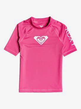Whole Hearted - Short Sleeve UPF 50 Rash Vest  ERLWR03150