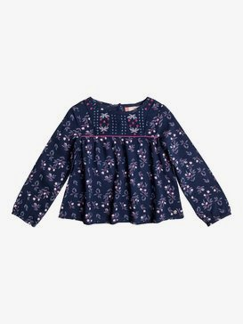 Allow Your Heart - Long Sleeve Top for Girls 2-7  ERLWT03015
