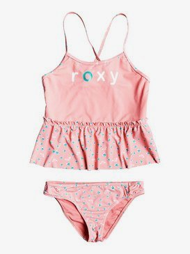 Splash Party - Tankini Bikini Set for Girls 2-7  ERLX203086