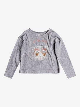Made Of Gold Surf - Long Sleeve Top for Girls 2-7  ERLZT03147