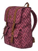 She Said Canvas - Backpack 2153041701