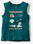 Thingamabob Collector - Vest Top for Girls 8-16  ARGZT03382