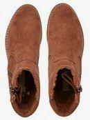 Jovie Fur - Faux Leather Boots for Women  ARJB700674