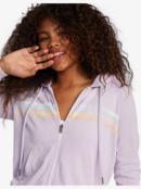 Easy Evening A - Zip-Up Hoodie for Women  ARJFT03775